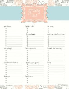 the rustic redhead weekly planner sheets free printables the rustic redhead grocery list weekly menu printables