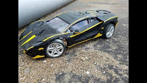 How To Make A Lamborghini by How To Make Rc Cars Lamborghini Centenario Diy