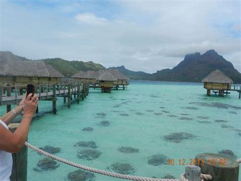 bora bora overwater bungalow all inclusive 8 day 2 island tahiti vacation moorea bora bora pearl