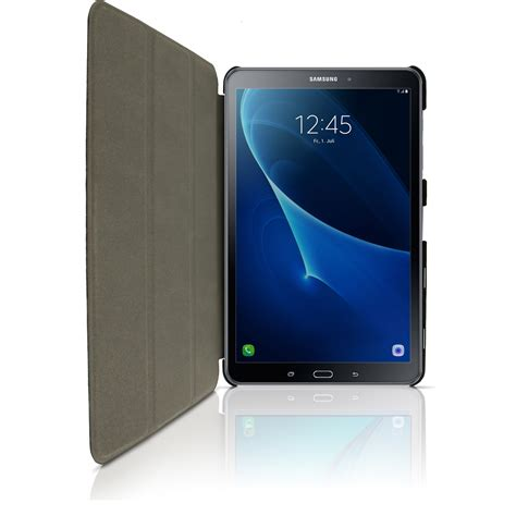 "iGadgitz PU Leather Smart Cover Case for Samsung Galaxy Tab A 10.1"" 2016 SM T580   Stand, Sleep"