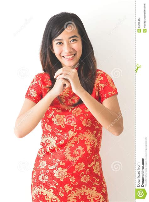 wearing on new year happy new year asian wearing dress