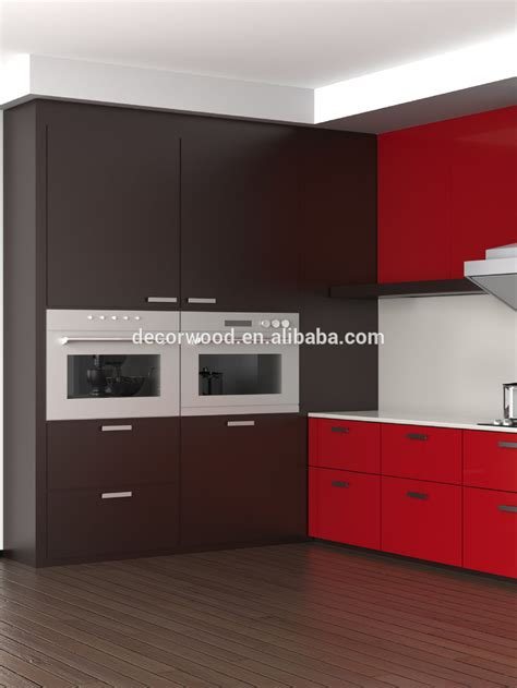 buy kitchen pantry cabinet lacquered coffee color modern kitchen tall pantry cabinet