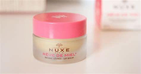 Nuxe Lip Balm nuxe reve de miel lip balm review is it any