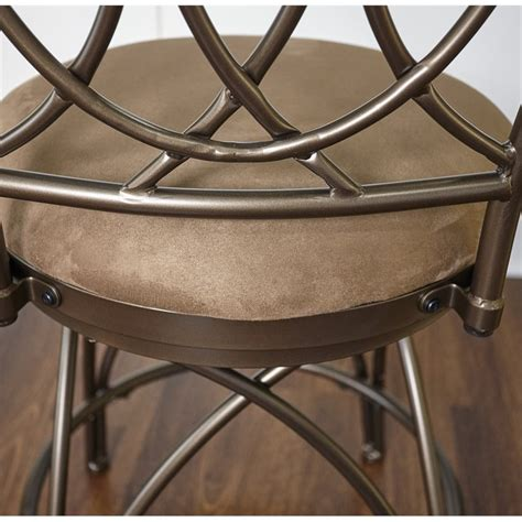 Powell Big And Counter Stool by Powell Furniture Big And 24 Quot Counter Stool In Bronze
