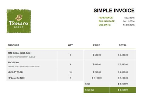 invoice design in php php invoice php class for beautiful pdf invoices by