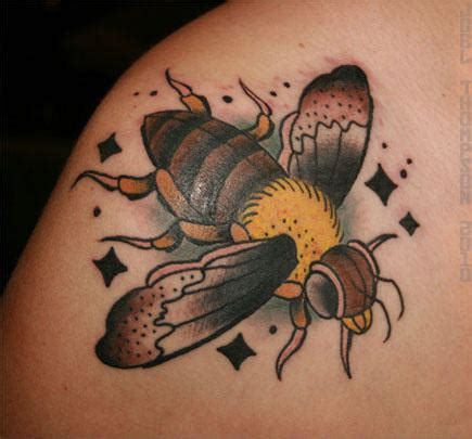 85 beautiful bee tattoos ideas