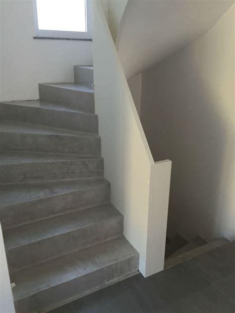 beton cire auf der treppe mehr infos und workshops zum