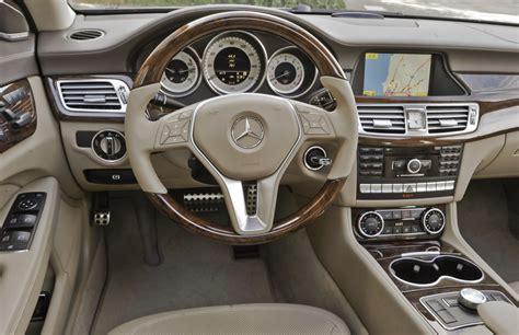 Mercedes Cls 350 Interior by Mercedes Cls Class Interior Gallery Moibibiki 2