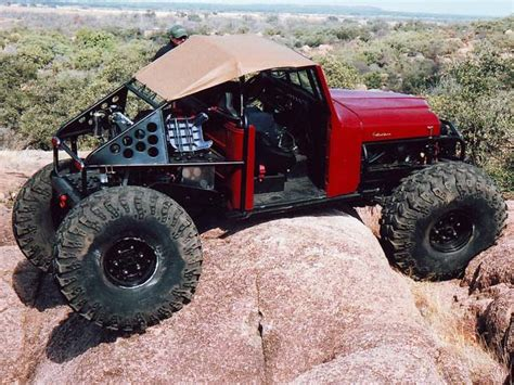 jeep rock crawler paul hale