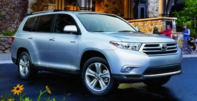 2012 Toyota Highlander Review 2012 Toyota Highlander Reviews Lease Deals