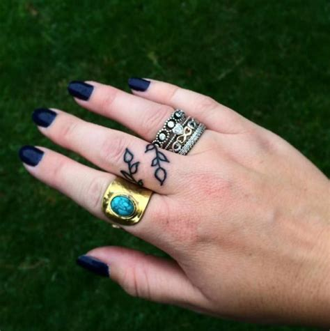 small finger tattoos for women 40 awesome finger tattoos for and tattoos