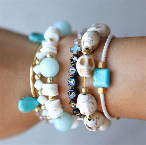 Diy Handmade Bracelets - best 25 stretch bracelets ideas on diy