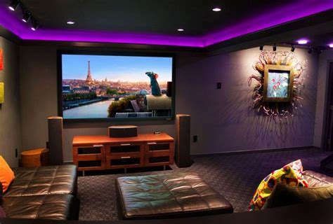 small basement home theater ideas diy installing small