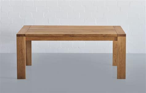 Holztisch Massiv by Designer Holztisch Massiv Massivholztisch Lungo