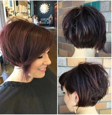 stacked bon haircut teenagers stunning stacked bob hairstyles images styles ideas