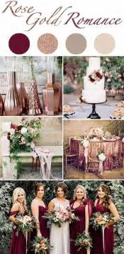 wedding color combos 25 best ideas about winter wedding colors on