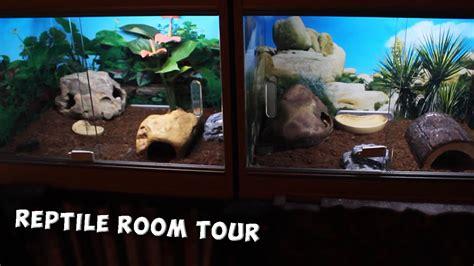 reptile room tour reptile room tour october 2016