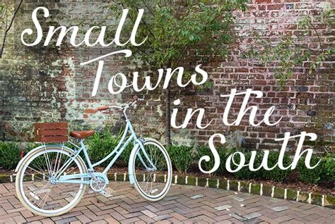 cutest small towns 10 cutest small towns in the south oyster co uk