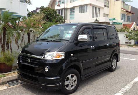Suzuki Apv Black Suzuki Apv 1 6a