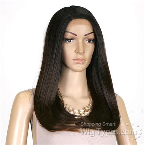 synthetic justice wig freetress equal synthetic hair lace deep invisible l part
