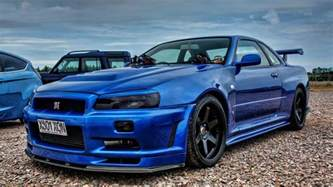 Nissan Skyline R34 Gtr R34 Gtr Wallpapers Wallpaper Cave