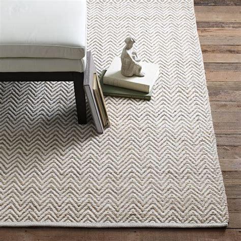 chenille and jute rug jute chenille herringbone rug slate modern rugs by west elm