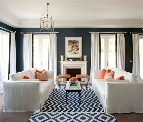 And Navy Living Room by Navy White Living Room Inspirations