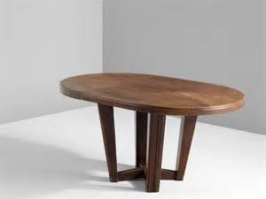 Oval Oak Dining Table Small Oval Dining Table In Solid Oak At 1stdibs