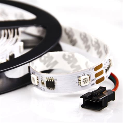 color chasing rgb led light strip kit flexible led tape 301 moved permanently