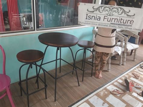 Kursi Cafe Besi set meja kursi cafe besi model kursi cafe dan kursi