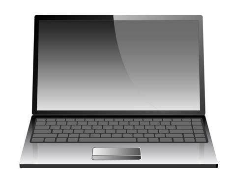 public domain clip art image laptop computer id