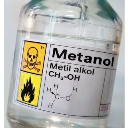 metil alkol metanol ofset temizlik solventi ncom