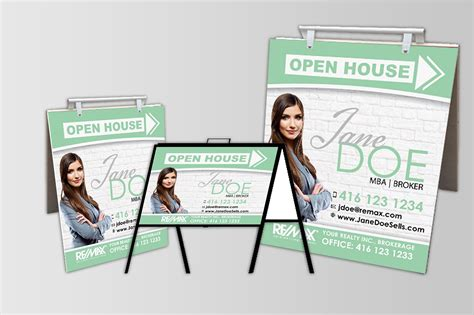 what is open house in real estate a frame sandwich board signs media arts mississauga gta business real estate