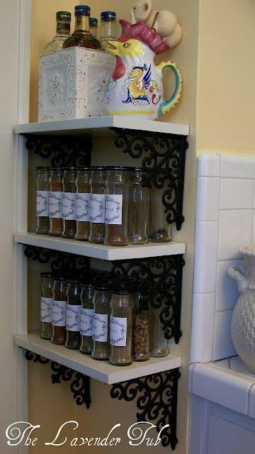 diy corner spice rack spice racks spices and hobby lobby on