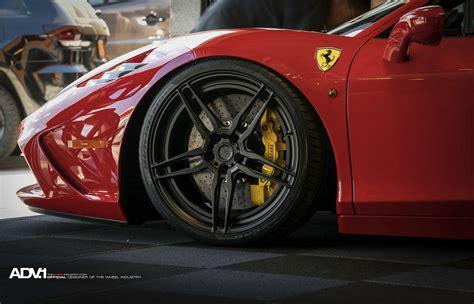 ferrari wheels ferrari 458 speicale adv05 m v2 cs matte black