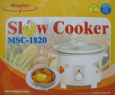 Kitchen Maspion kitchen utensil maspion cooker msc 1820