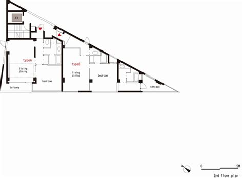 flatiron building floor plan flatiron building anna nakamura and taiyo jinno eastern