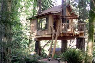 tree houses in washington state