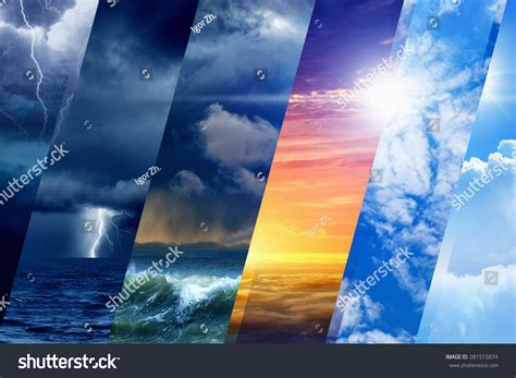 weather background images weather forecast background variety weather conditions