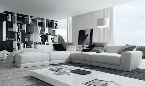 5 Comfy Contemporary Sofas Offer Versatile Seating Solutions Italian Modern Sofas