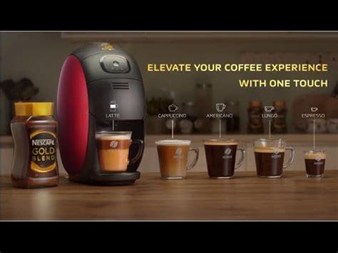 Nescafe Cappuccino Makinesi