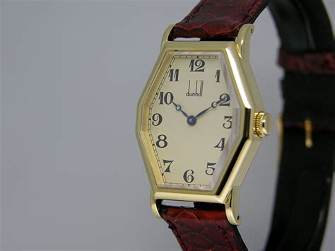 dunhill 100th anniversary 18k solid gold limited edition