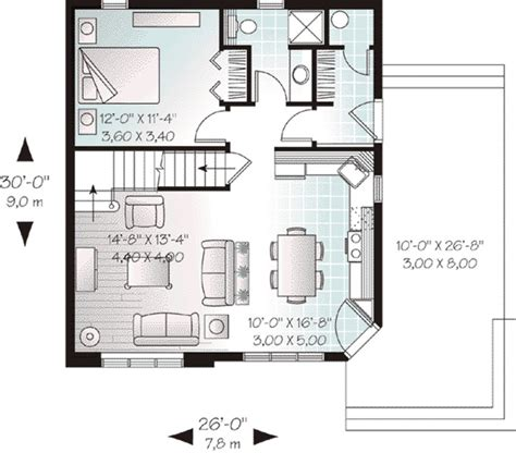 basement in law suite floor plans mother in law suite architecture pinterest cottage