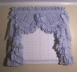 Priscilla Kitchen Curtains by Ruffled Curtains For A Dreamy Look Drapery Room Ideas