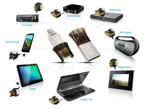 Usb Otg Adata compra memoria usb adata uc330 32 gb otg dual micro usb