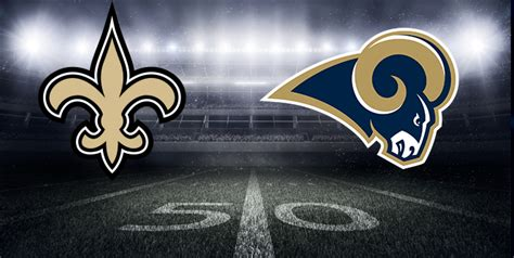 free nfl new orleans saints vs los angeles chargers live new orleans saints at los angeles rams free nfl for