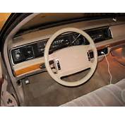 Picture Of 1993 Mercury Grand Marquis 4 Dr GS Sedan Interior