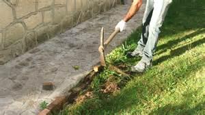 refaire les bordures d all 233 e de jardin