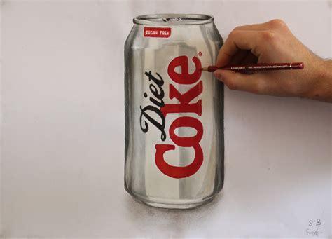 Coke Drawing