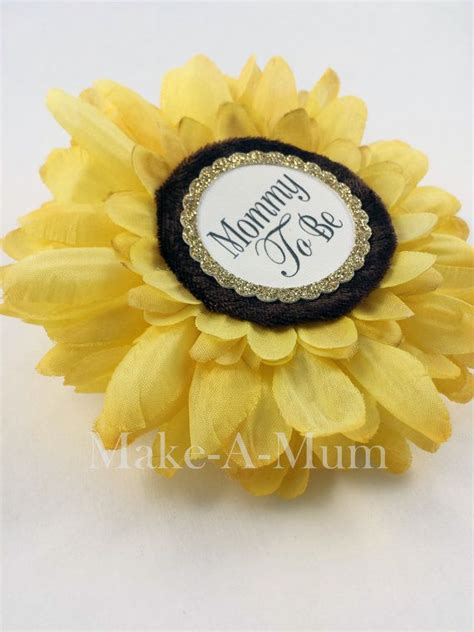Baby Shower Boutonniere Ideas by 15 Best Ideas About Sunflower Corsage On